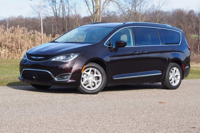 2017 Chrysler Pacifica Touring L Plus Review Kid Tested Pa Roved