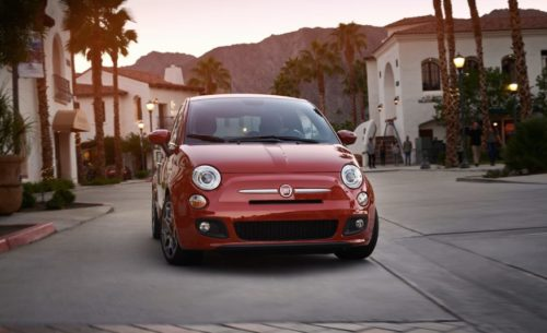 2017 Fiat 500 60th Anniversary Review