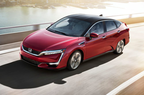 2017 Honda Clarity Fuel Cell First Drive: Hydrogen Hero