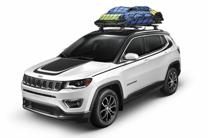 Bike Rack For Jeep Renegade >> 2017 Jeep Compass By Mopar Review | GearOpen