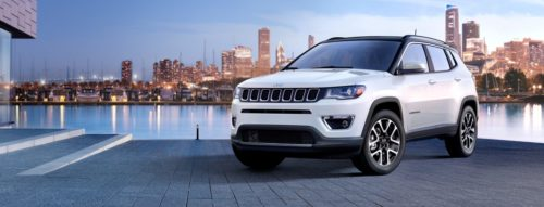 5 Things You Need To Know About Off-Roading In The 2017 Jeep Compass