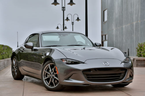 2017 Mazda MX-5 Miata RF First Drive: Hard top, easy decision