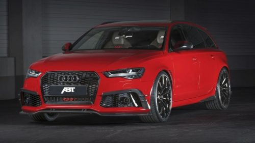 2017 Audi RS6+ By ABT Sportsline Review