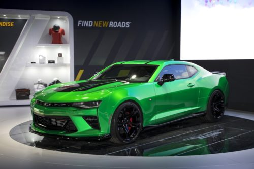 2017 Chevrolet Camaro Track Concept Review