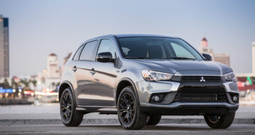 2017 Mitsubishi Outlander Sport Limited Edition Review