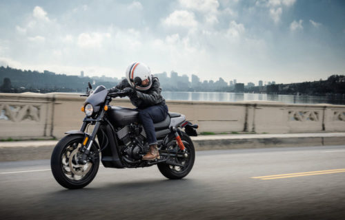 2017 Harley-Davidson Street Rod Preview