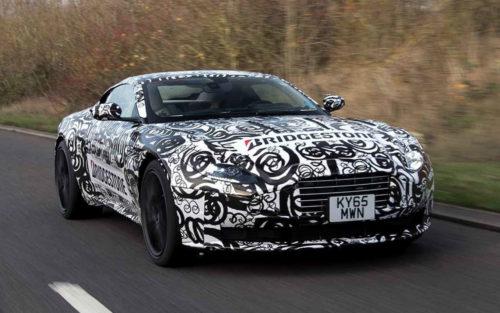 2018 Aston Martin DB11 S Review