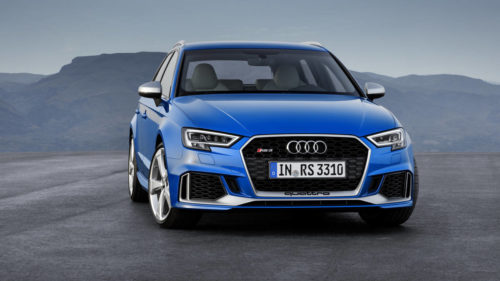 2018 Audi Sport RS 3 first drive: a 4-door, 174 mph speed-demon