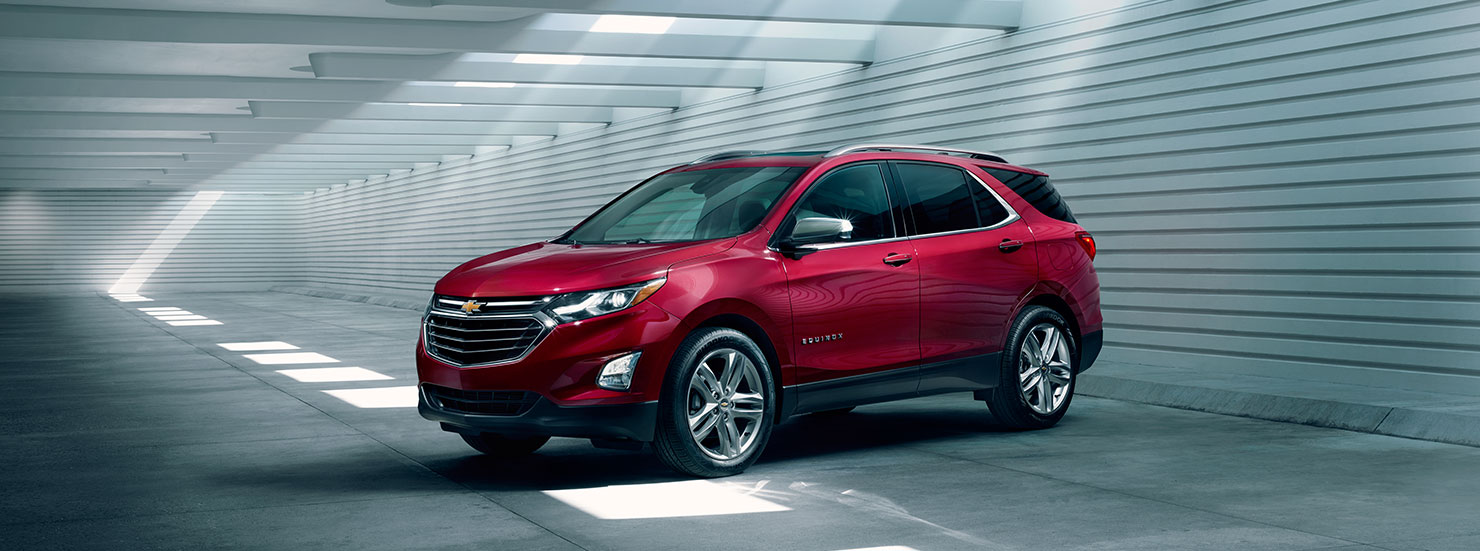 2018 Chevrolet Equinox First Drive: All turbo, all-new ...