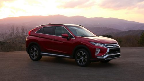 10 Things You Should Know About the All-New Mitsubishi Eclipse Cross