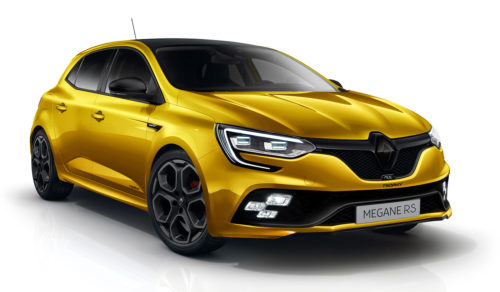 2018 Renault Megane R.S Review