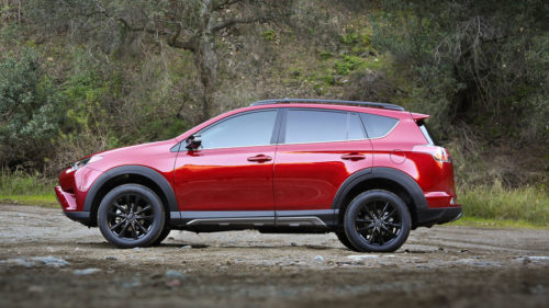 2018 Toyota RAV4 Adventure Review