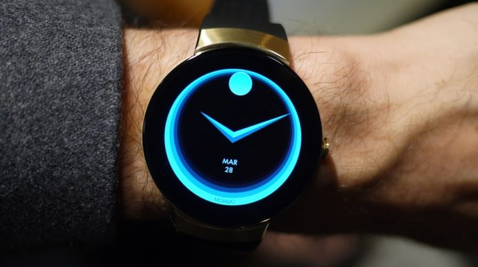 First look review : The bold Movado Connect is a daring Android Wear watch