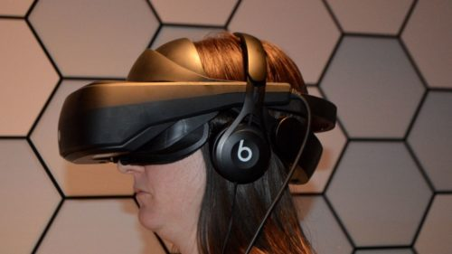 Hands on: LG SteamVR headset review