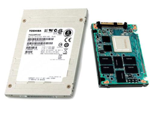 Toshiba 1.6TB SSD review
