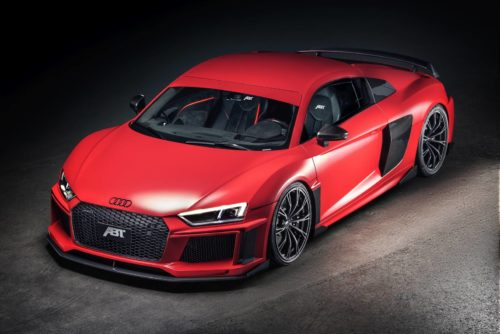 2017 Audi R8 V10 By ABT Sportsline Review