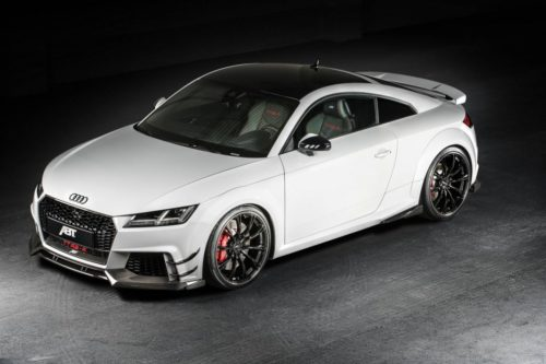 2017 Audi TT RS-R By ABT Sportsline Review