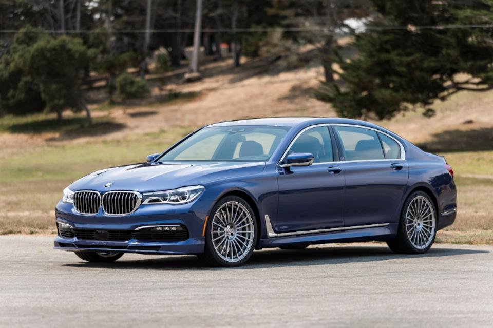 2017 Alpina B7 Review A BMW M7 By Any Other Name