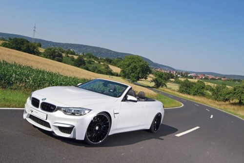 2018 BMW M4 Convertible Review