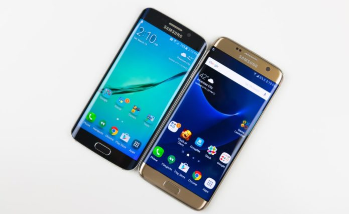 Samsung Galaxy S8 vs Galaxy S7 Edge : What's the difference ?