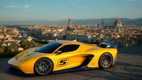 2017 Pininfarina Fittipaldi EF7 Vision Gran Turismo Review