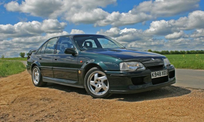 The Lotus Carlton: The Greatest Car You've Never Heard Of
