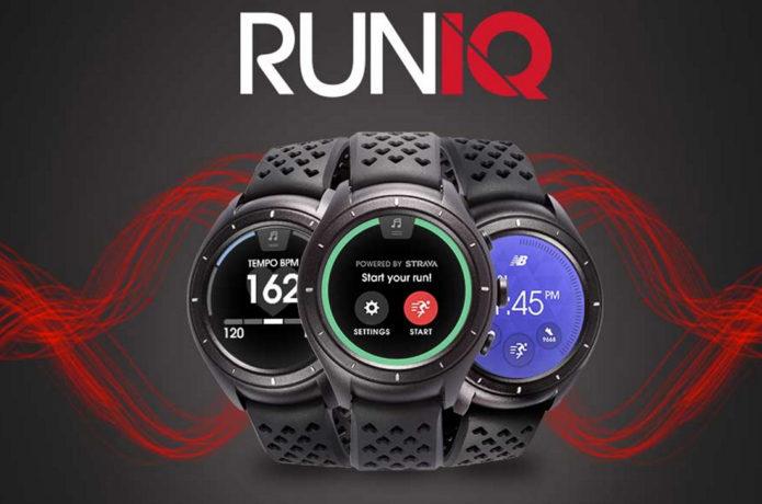 New Balance RunIQ Smartwatch Review : Not a Good Running Partner
