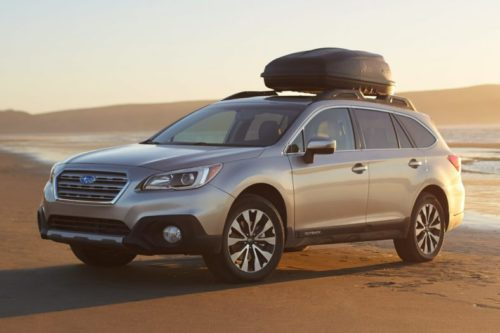 2017 Subaru Outback 2.5i Touring Review: The Charm Wagon