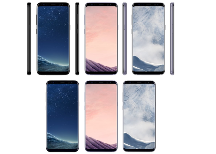 All We Know: Samsung Galaxy S8, S8 Plus