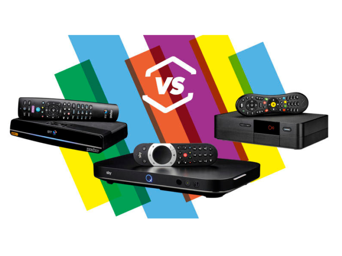 HomeFeatures BT TV G5 vs Sky Q vs Virgin TV V6 : which is the best 4K TV service?