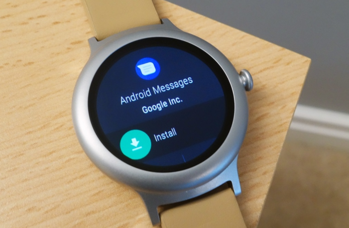 How to install apps on your Android Wear smartwatch