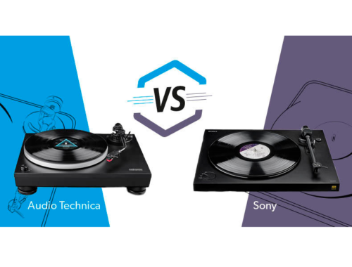 Audio Technica AT-LP5 vs Sony PS-HX500 : which is the best USB turntable?