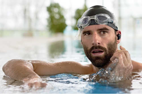 Underwater audio : The best headphones for swimming