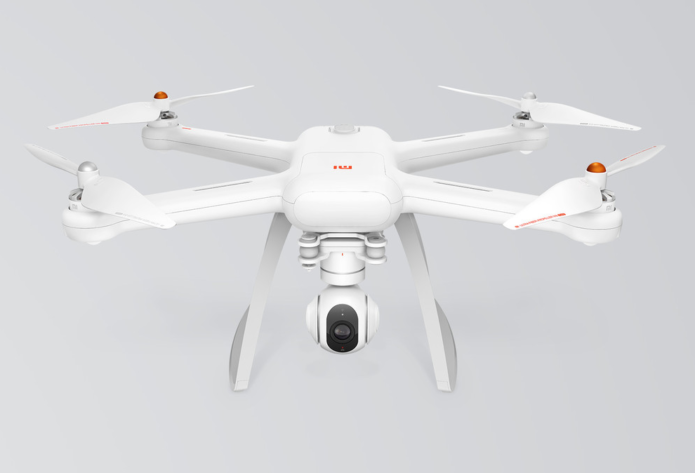 Xiaomi Mi Drone 4K Hands-on Review