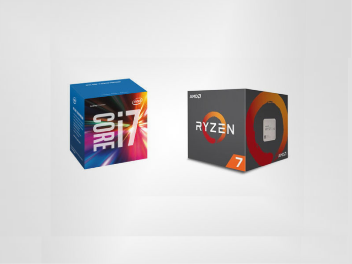 AMD Ryzen 7 1700X vs Intel Core i7-6800K – early gaming comparison