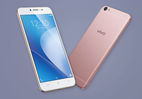 Vivo V5 Lite Hands-on Review : First Impressions