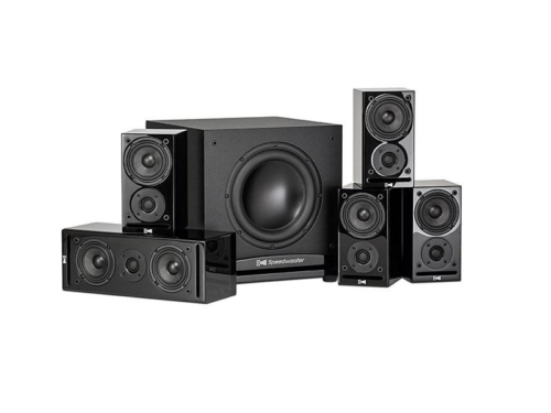RSL Speakers CG3 5.1 Speaker System Review