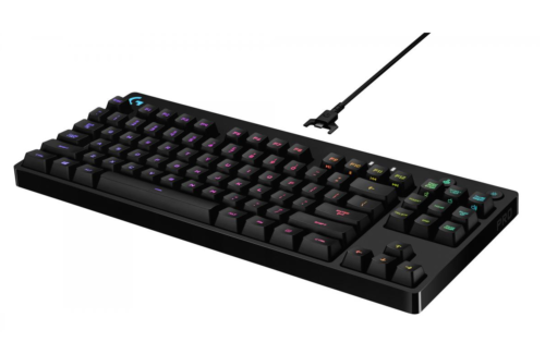 Logitech G Pro Keyboard Review : Tournament-Grade