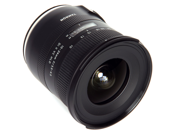 Tamron 10-24mm f/3.5-4.5 Di II VC HLD Review
