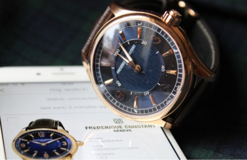 Frederique Constant Horological Smartwatch Classics review