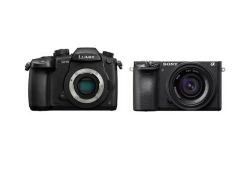 Panasonic GH5 vs Sony A6500 Comparison