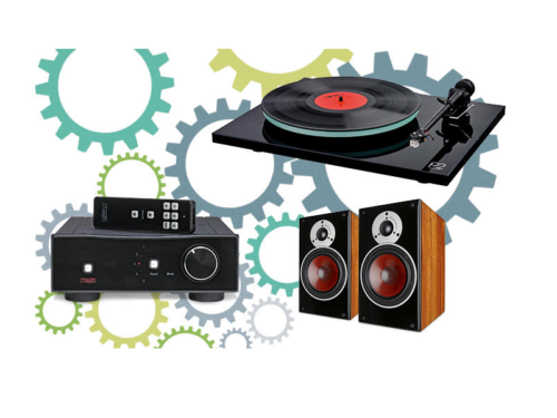 Best turntable hi-fi system under £1500/$2250