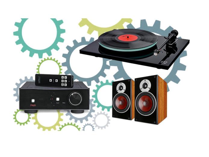 Best turntable hi-fi system under £1500/$2250