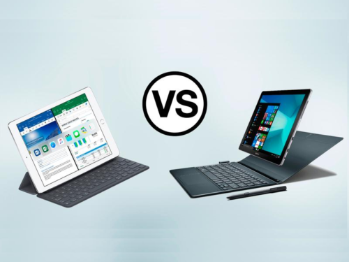 iPad Pro vs Samsung Galaxy Book comparison review : Can Samsung triumph in the battle of the laptop killers?