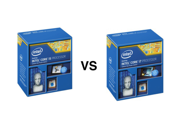 Core i5 vs. i7: Which CPU Offers the Best Bang for the Buck