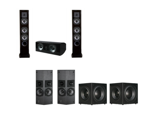 Phase Technology dARTS DFS-660-T Speaker System Review