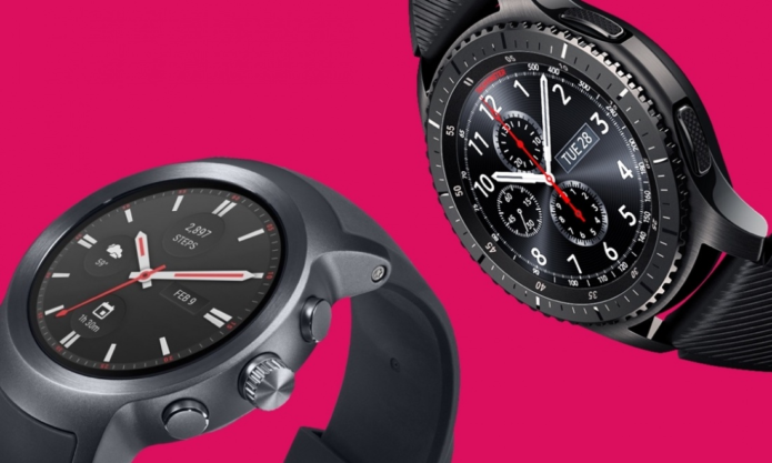 Samsung Gear S3 vs LG Watch Sport : Battle of the bulky smartwatches