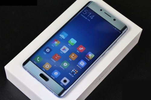 Xiaomi Mi Note 2 Review : Now Available at $589.99