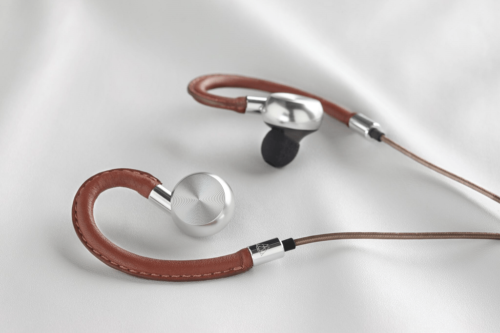 Aedle ODS-1 Earphones Review : You can't go wrong with metal and leather