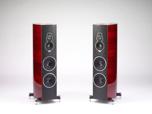 Sonus Faber Homage Amati Tradition Hand-on Review